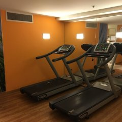 Отель Movenpick City Centre Амстердам фитнесс-зал фото 3