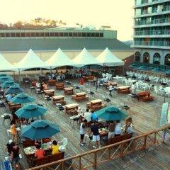 Отель Welli Hilli Park Южная Корея, Пхёнчан - отзывы, цены и фото номеров - забронировать отель Welli Hilli Park онлайн пляж