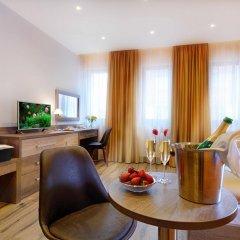 Hotel Viktor комната для гостей