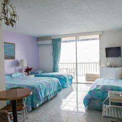 Отель Blue Lagoon Beach Studio At Montego Club Resort Ямайка, Монтего-Бей - отзывы, цены и фото номеров - забронировать отель Blue Lagoon Beach Studio At Montego Club Resort онлайн комната для гостей фото 3