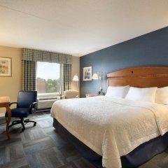 Отель Hampton Inn New York - LaGuardia Airport США, Нью-Йорк - отзывы, цены и фото номеров - забронировать отель Hampton Inn New York - LaGuardia Airport онлайн комната для гостей