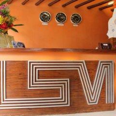 Отель LSM Square Residence Филиппины, остров Боракай - отзывы, цены и фото номеров - забронировать отель LSM Square Residence онлайн интерьер отеля фото 2