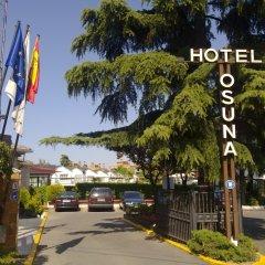 Hotel Best Osuna Мадрид парковка
