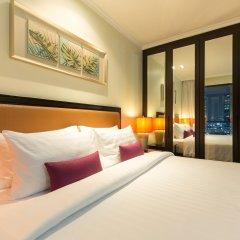 Отель Bandara Suites Silom Bangkok комната для гостей фото 2