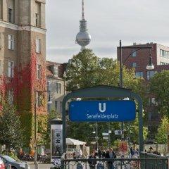 MEININGER Hotel Berlin Alexanderplatz городской автобус
