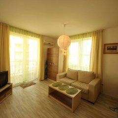 Отель Menada Rainbow Apartments Болгария, Солнечный берег - отзывы, цены и фото номеров - забронировать отель Menada Rainbow Apartments онлайн комната для гостей фото 3