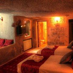 Tulpar Cave Hotel Турция, Ургуп - отзывы, цены и фото номеров - забронировать отель Tulpar Cave Hotel онлайн комната для гостей