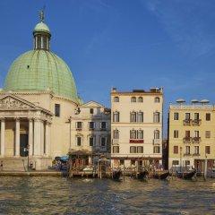 Отель Antiche Figure Венеция приотельная территория фото 2