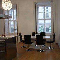 Апартаменты Luxury Downtown Apartment Vienna - Baeckerstrasse питание