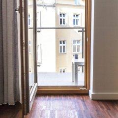 Отель Homewell Apartments Stare Miasto Польша, Познань - отзывы, цены и фото номеров - забронировать отель Homewell Apartments Stare Miasto онлайн балкон