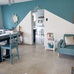 Отель Kassa Wista Azzul - 1&2 Пуэрто-Рико, Ормигерос - отзывы, цены и фото номеров - забронировать отель Kassa Wista Azzul - 1&2 онлайн комната для гостей фото 4