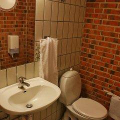 Отель POSTGAARDEN Фредерисия ванная фото 2