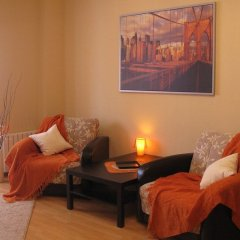 Апартаменты Mariya on Morskoy Naberezhnoy 35/6 Apartments Санкт-Петербург комната для гостей