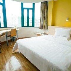 Отель 7 Days Inn Guangzhou Huadu Jianshebei Road Branch комната для гостей фото 5