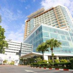 Отель Aya Boutique Hotel Pattaya Таиланд, Паттайя - 1 отзыв об отеле, цены и фото номеров - забронировать отель Aya Boutique Hotel Pattaya онлайн вид на фасад
