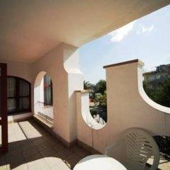 Отель Assinos Palace Джардини Наксос балкон