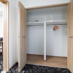 Отель Residence Hotel Hakata 5 Япония, Фукуока - отзывы, цены и фото номеров - забронировать отель Residence Hotel Hakata 5 онлайн удобства в номере фото 2