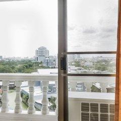 Отель Nida Rooms Srinakarin Rama Suan Luang балкон