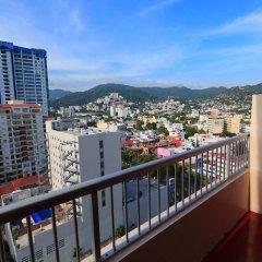 Amarea Hotel Acapulco балкон
