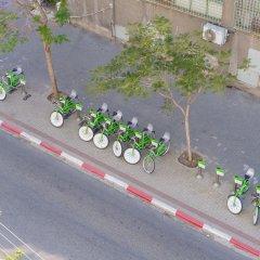 Отель Nahalat Yehuda Residence парковка