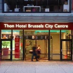Отель Thon Hotel Brussels City Centre Бельгия, Брюссель - 4 отзыва об отеле, цены и фото номеров - забронировать отель Thon Hotel Brussels City Centre онлайн банкомат