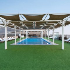 Отель Hyatt Regency Galleria Residence Dubai пляж