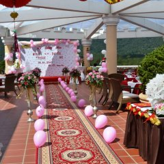 Отель Dalat Edensee Lake Resort & Spa