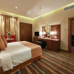 Al Khaleej Plaza Hotel комната для гостей фото 3