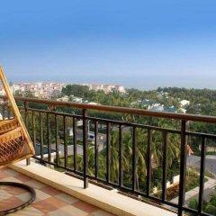 Апартаменты Meteyo Holiday Apartment - Sanya балкон