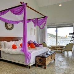 The Doria Hotel Yacht Club Kas Турция, Патара - отзывы, цены и фото номеров - забронировать отель The Doria Hotel Yacht Club Kas онлайн комната для гостей фото 5