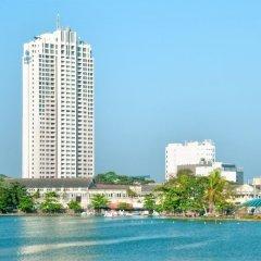 Отель Hilton Colombo Residence Шри-Ланка, Коломбо - отзывы, цены и фото номеров - забронировать отель Hilton Colombo Residence онлайн пляж фото 2
