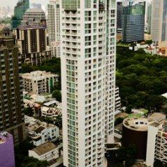 Отель Urbana Langsuan Бангкок