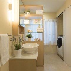 Отель The Metropolitan Япония, Хаката - отзывы, цены и фото номеров - забронировать отель The Metropolitan онлайн ванная