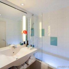 Отель Novotel Paris Vaugirard Montparnasse ванная