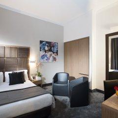 Trevi Hotel Рим комната для гостей фото 5