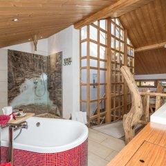 Отель Buxgarten Ferienhof ванная фото 2