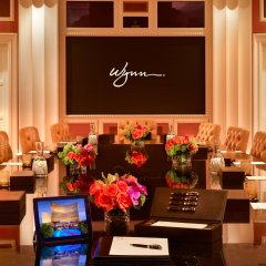 Отель Wynn Las Vegas США, Лас-Вегас - 1 отзыв об отеле, цены и фото номеров - забронировать отель Wynn Las Vegas онлайн интерьер отеля фото 2