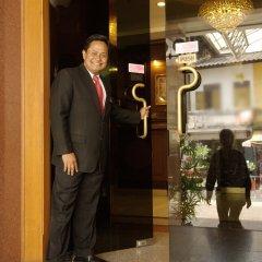Отель Silom City Бангкок с домашними животными