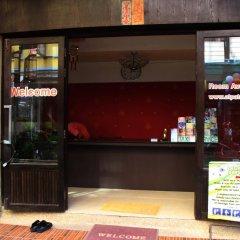 Апартаменты Baan Taweesup Apartment интерьер отеля