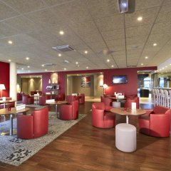 Отель Campanile Lyon Centre - Gare Part Dieu гостиничный бар