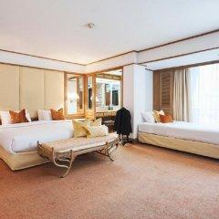 Отель MONTIEN Бангкок комната для гостей фото 3