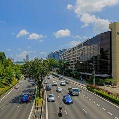 Отель Holiday Inn Singapore Orchard City Centre городской автобус