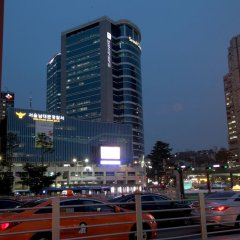 K-POP Hotel Seoul Station парковка