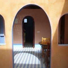 Отель Riad Aicha Марокко, Мерзуга - отзывы, цены и фото номеров - забронировать отель Riad Aicha онлайн интерьер отеля фото 2