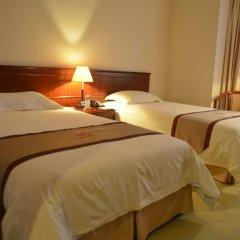 Отель Shanghai Airlines Travel Hotel Китай, Шанхай - 1 отзыв об отеле, цены и фото номеров - забронировать отель Shanghai Airlines Travel Hotel онлайн комната для гостей фото 3