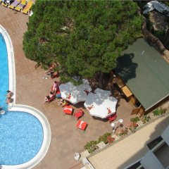 Отель Aparthotel Almonsa Platja Испания, Салоу - 6 отзывов об отеле, цены и фото номеров - забронировать отель Aparthotel Almonsa Platja онлайн бассейн фото 3
