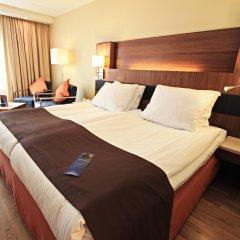 Radisson Blu Scandinavia Hotel 4* Стандартный номер с различными типами кроватей