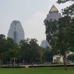 Отель Cordia Residence Saladaeng спортивное сооружение
