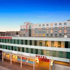 Отель Ramada Encore Geneva Швейцария, Ланси - 1 отзыв об отеле, цены и фото номеров - забронировать отель Ramada Encore Geneva онлайн балкон