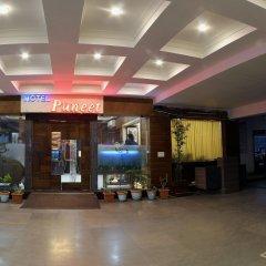Hotel puneet international интерьер отеля